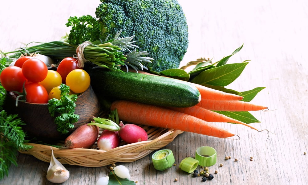 FRUITS AND VEGETABLES – WHAT'S THE DIFFERENCE?