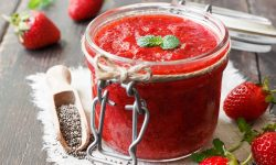 Strawberry Chia Fridge Jam Recipe