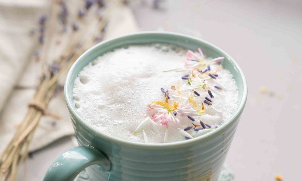 SLEEPYTIME FRAPPE WITH PASSIONFLOWER & ASHWAGANDHA