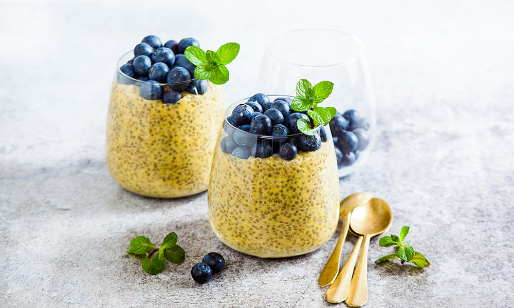 5 TASTY CHIA PUDDING RECIPES YOU NEED TO TRY