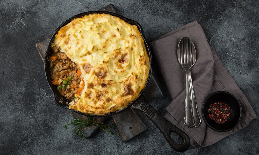 Easy Vegan Shepherd's Pie Everyone Will Love