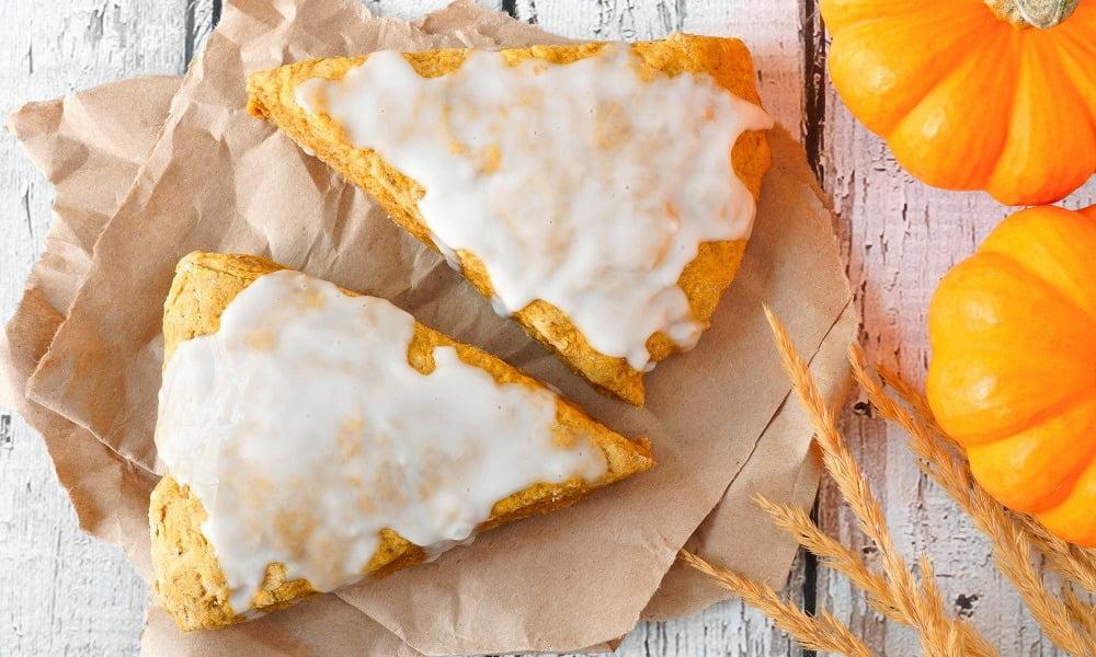 Pumpkin Spice Scone Recipe