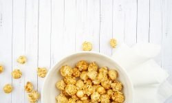 Honey Caramel Popcorn