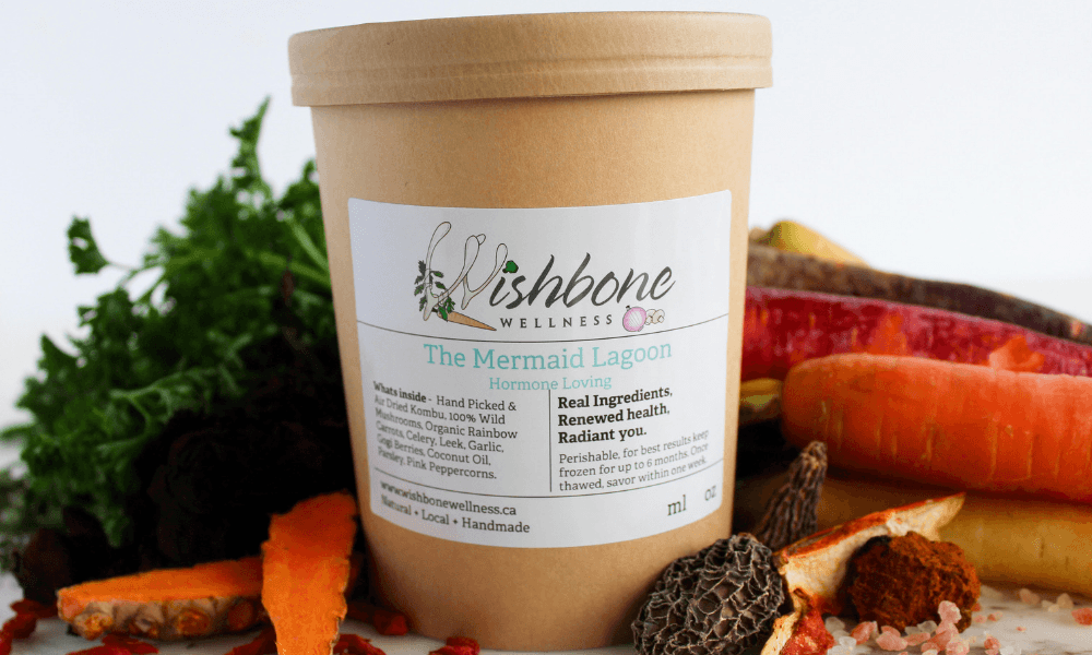 WISHBONE WELLNESS: WE'RE SOUP-ER FANS OF THIS LOCAL BROTH COMPANY