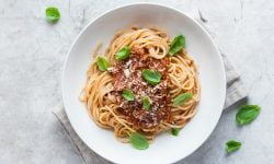 Beyond Meat Ragu Recipe