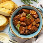 Beef beer stew