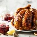 glazed turkey