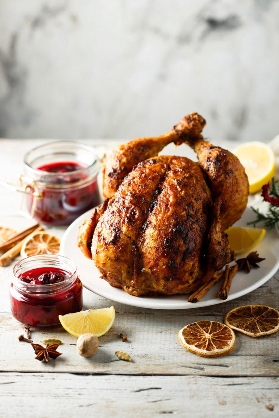 turkey glazes