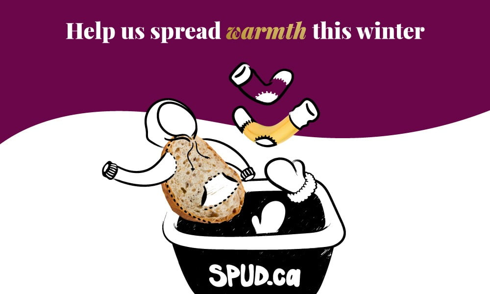 HELP US SPREAD WARMTH THIS WINTER BY DONATING TO OUR BIN DRIVE