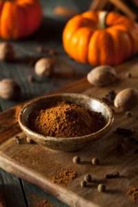 DIY organic pumpkin spice mix