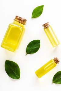 natural plant oils for glowing skin