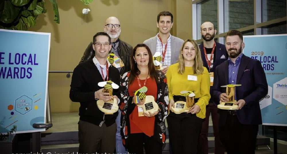 Presenting Your 2019 Be Local Award Winners!