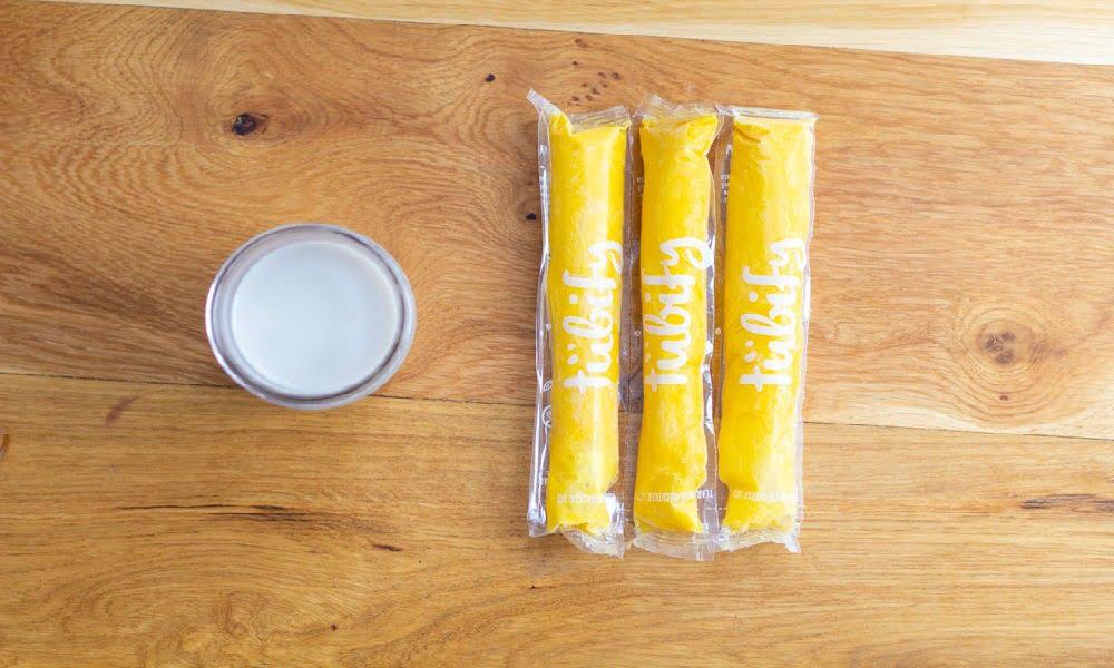 Holiday Mocktail Tubify Mango Ingredient Instagram