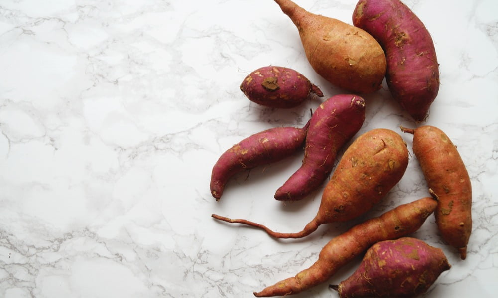 reasons to love sweet potato