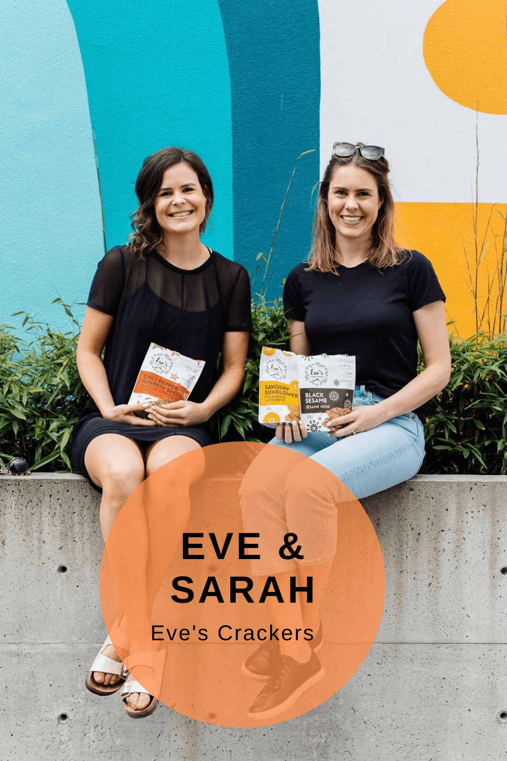 eve and sarah crackers