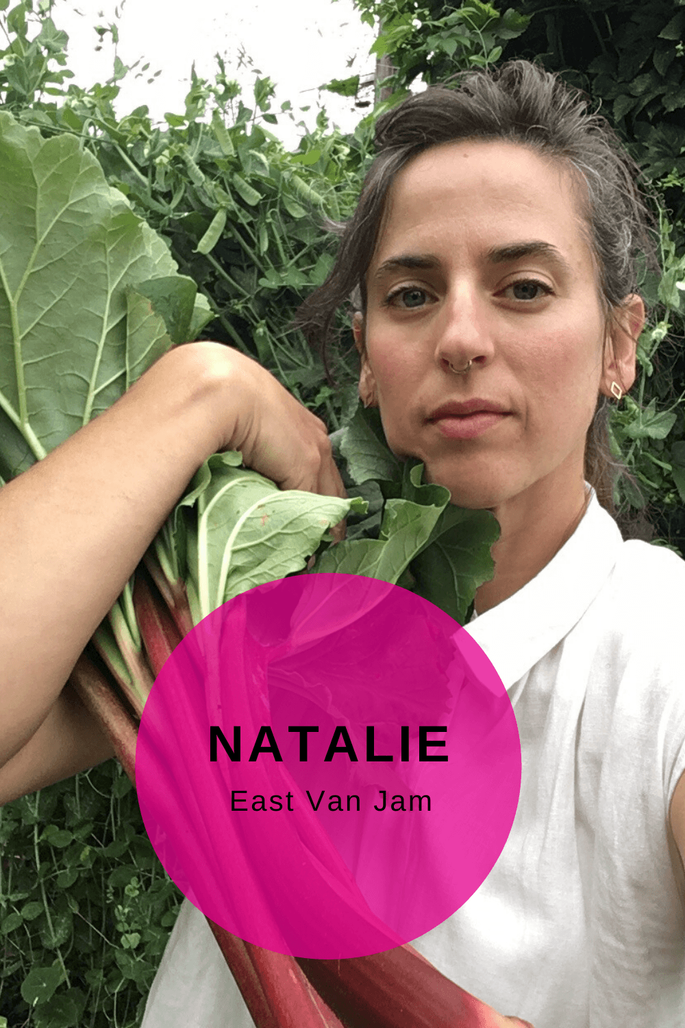 Natalie from east van jam