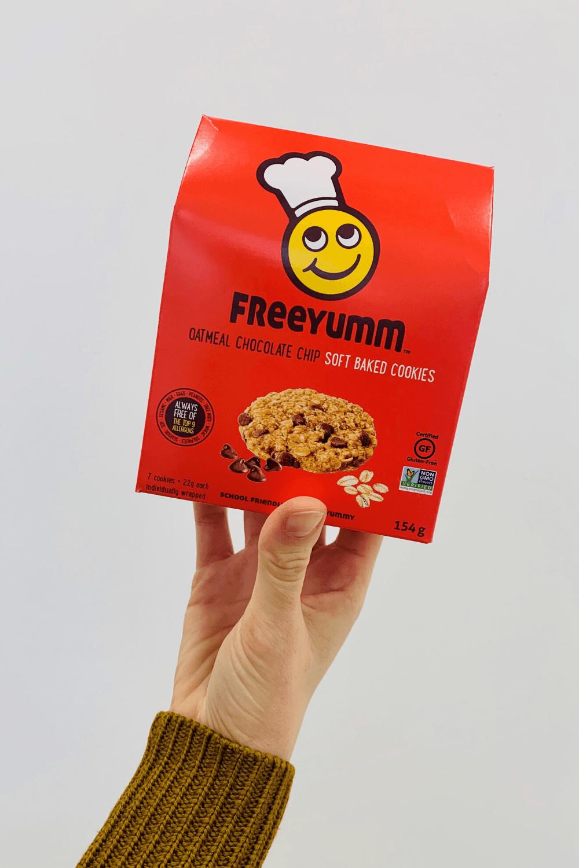 freeyumm cookies
