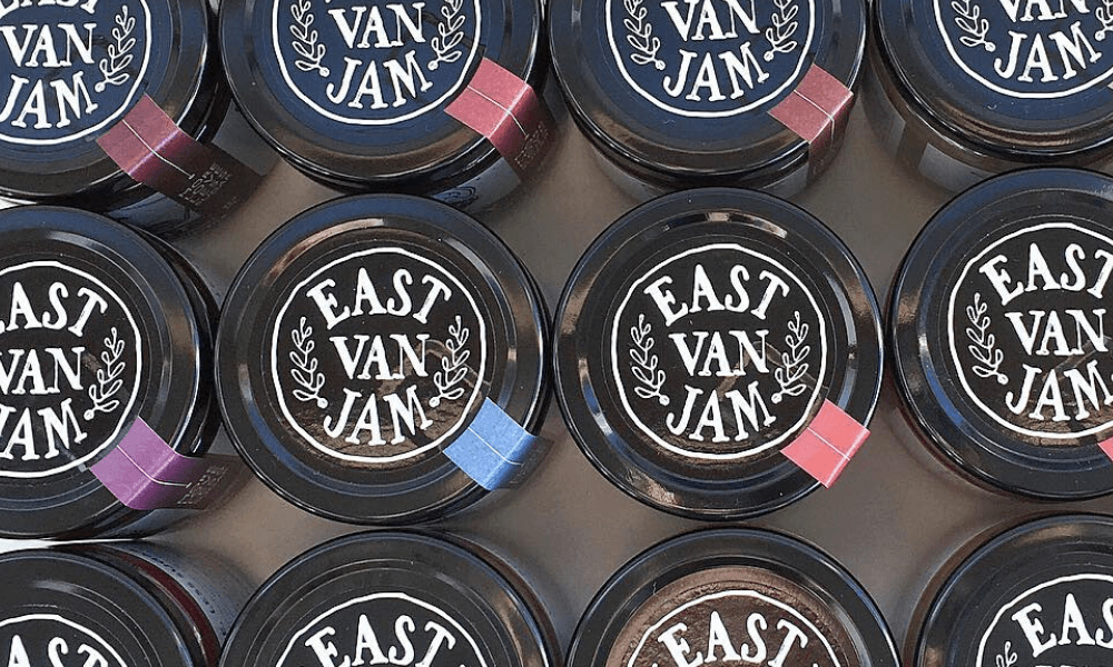WOMEN'S DAY FEATURE- EAST VAN JAM