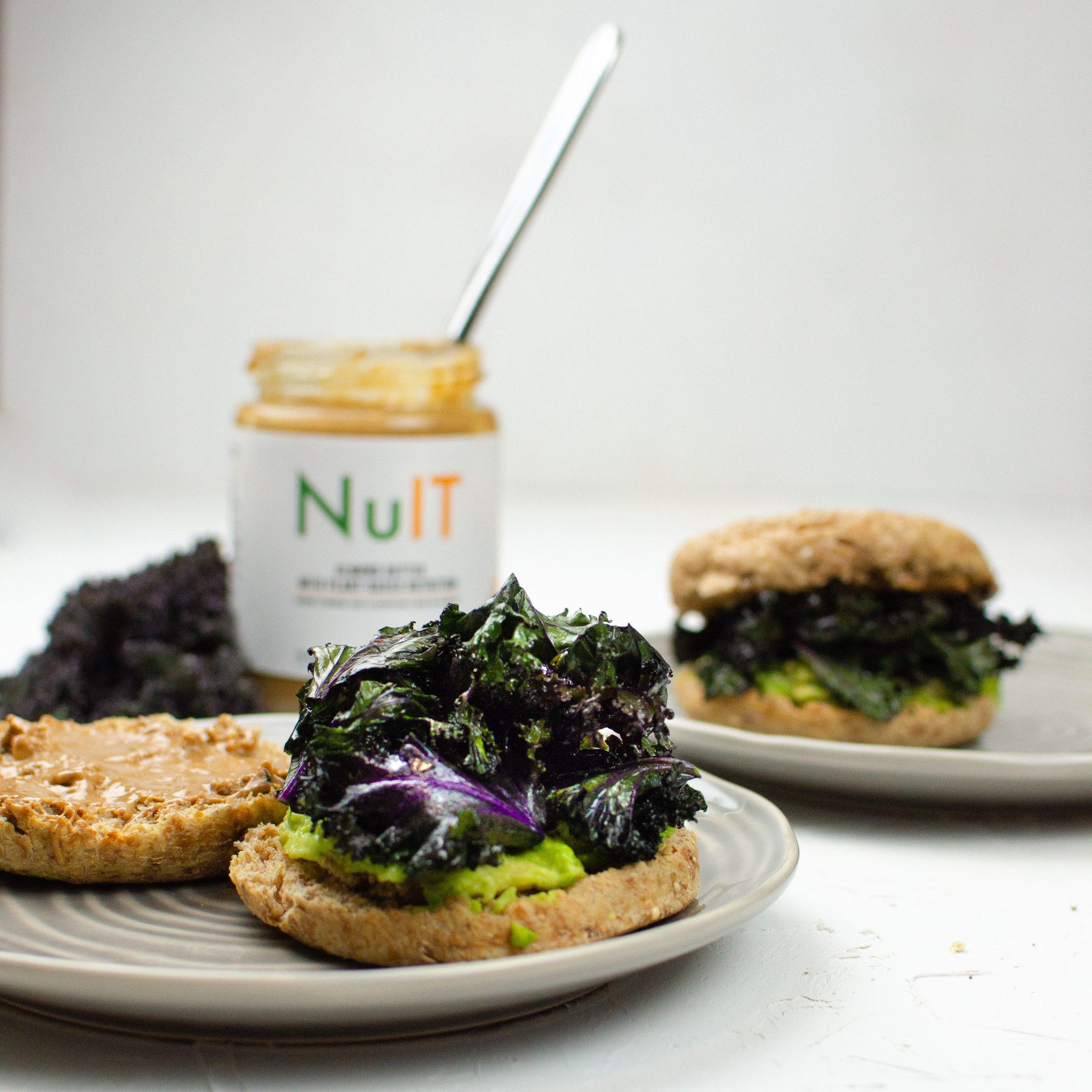 nuit butter breakfast sandwich