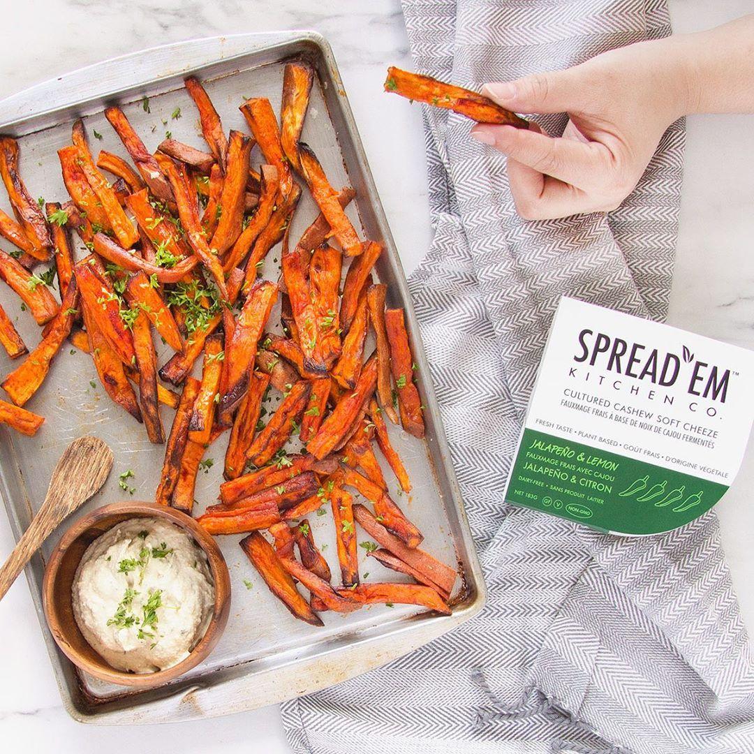 spread'em fries