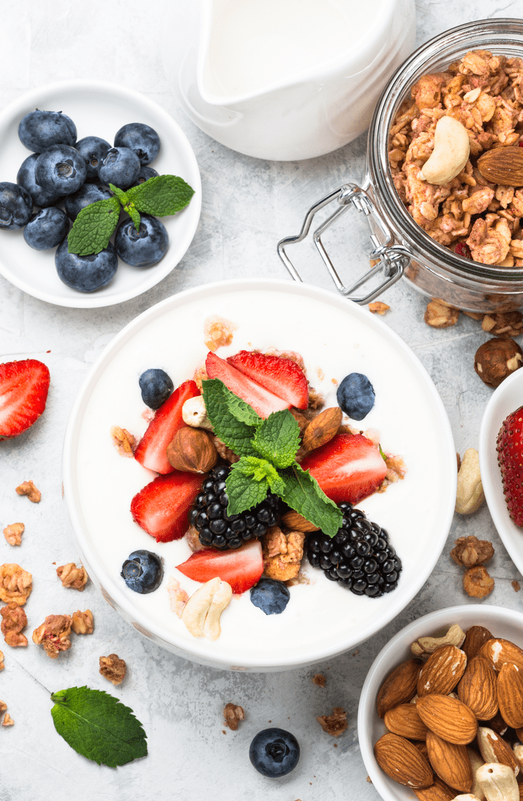 immunity and mood boosting food