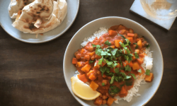 Nourish Chickpea Curry