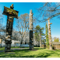 Indigenous Totem Poles