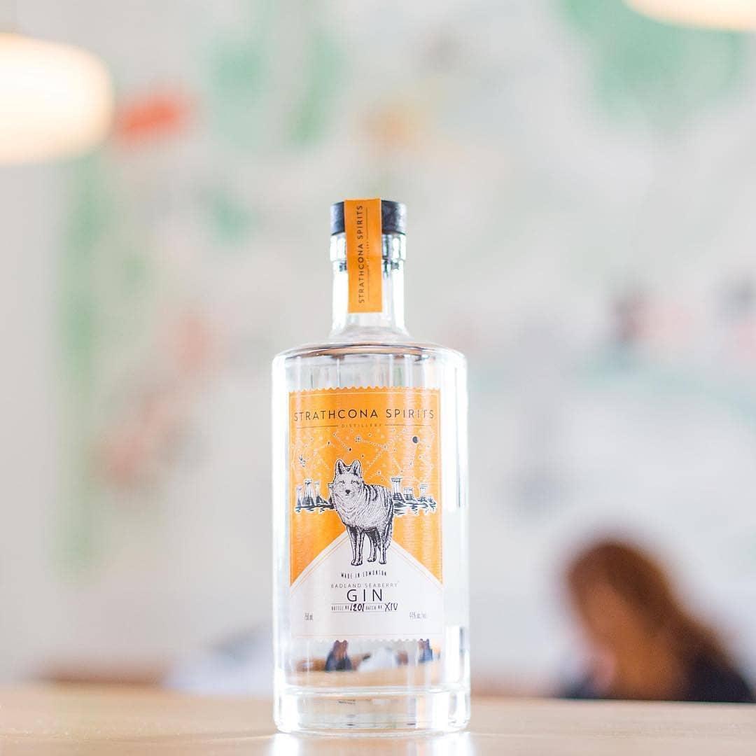 Strathcona Spirits Gin