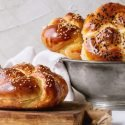 challah bread jewish new year