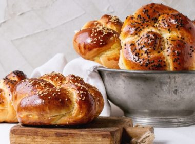 Challah Bread Jewish New Year