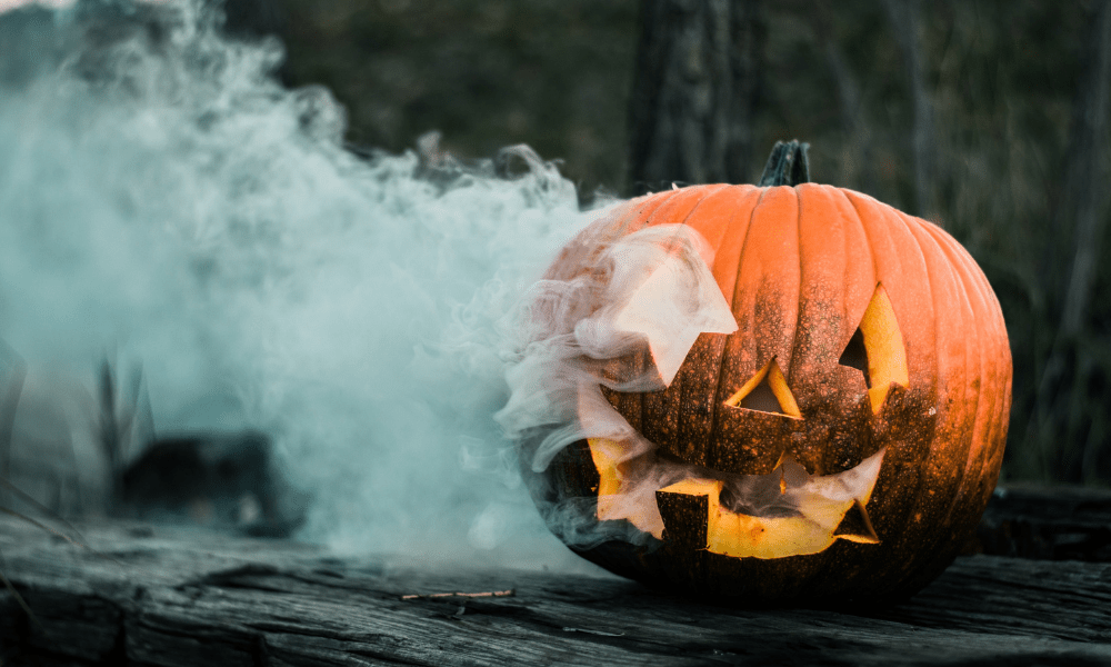 Spooky Dry Ice Effects