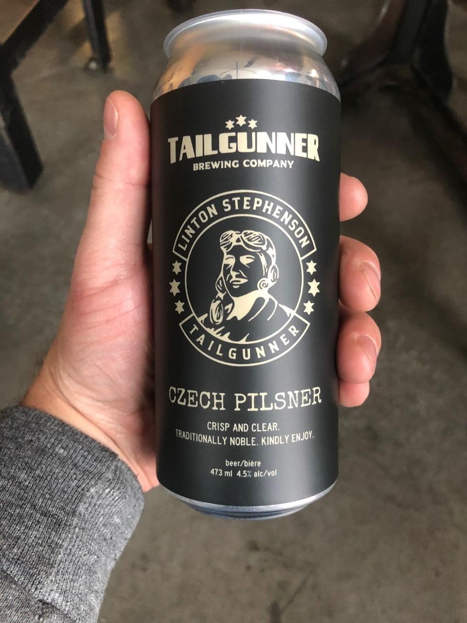 Tailgunner Pilsner