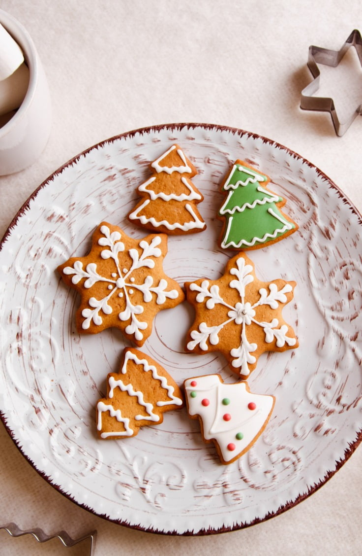 holiday virtual cookie swap